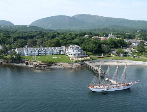 Bar Harbor Inn Bar Harbor, Maine