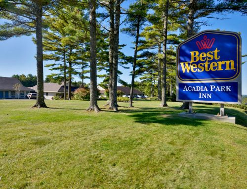 Best Western Acadia Park Inn Bar Harbor, Maine