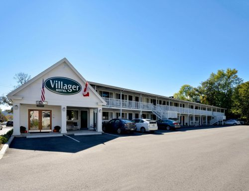 Villager Motel Bar Harbor, Maine